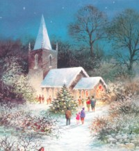 AMEN 40 - p13 - Kerk winter